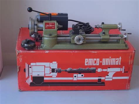 Home Sip by Emco Unimat Sl Lathe Niels Machines