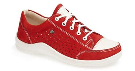 where to buy finn comfort shoes finn comfort sneaker in red lyst