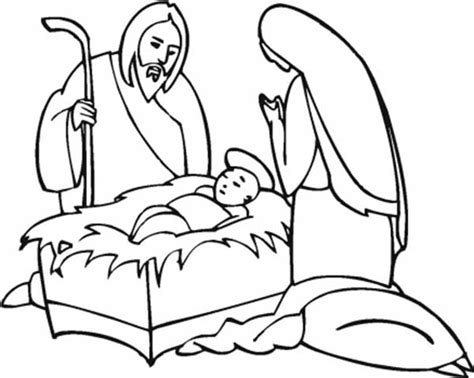 jesus and mary free coloring pages on art coloring pages
