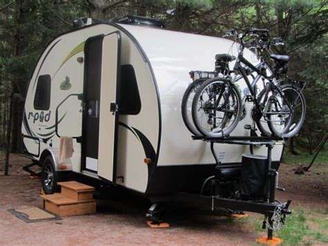 Bike Rack For Back Of Travel Trailer by 17 Best Images About R Pod On Trips Models