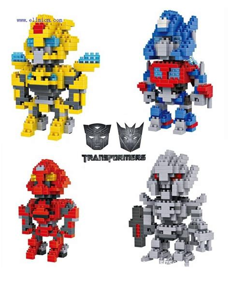 loz gift large gal 9403 loz blocks transformers