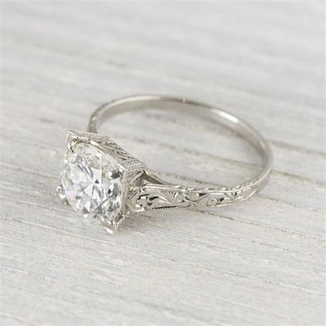 second deco rings deco engagement ring ring bling