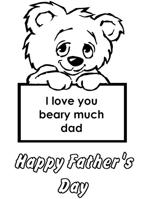 coloring pages for s day happy fathers day coloring pages printable http