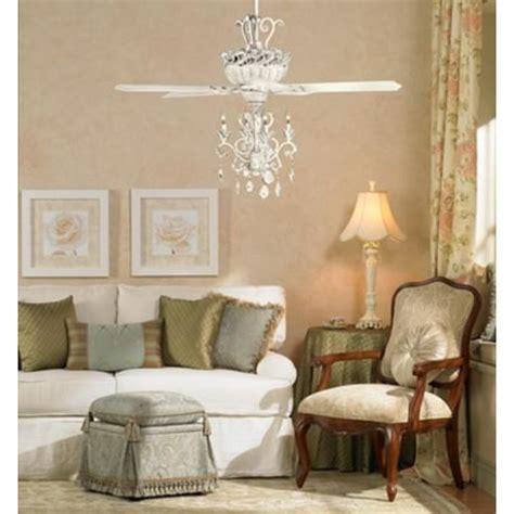 casa chic ceiling 52 quot casa chic antique white chandelier ceiling fan