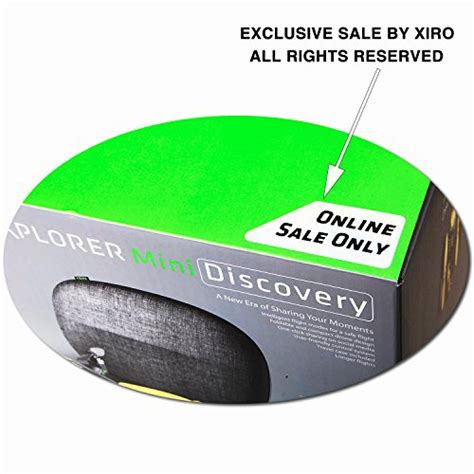 Xiro Xplorer Battery Of Remote 1 xiro xplorer mini discovery quadcopter drone with hd and remote controlled by ios
