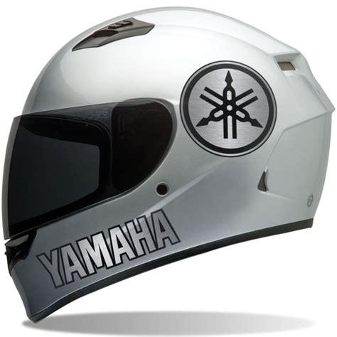 Yamaha Helmet Sticker by Sticker Yamaha Decal Vinyl Motorcycle Helmet Ebay