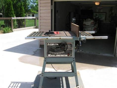 Do It Yourself Builds How To Refurbish An Old Delta Table Saw