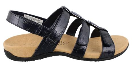 amber comfort vionic by orthaheel amber sandal womens comfort sandals