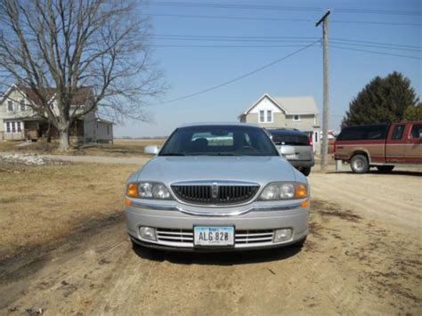 auto body heat ls purchase used lincoln ls v8 great body motor interior very