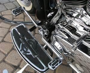 2000 harley davidson springer softail flsts motorbike
