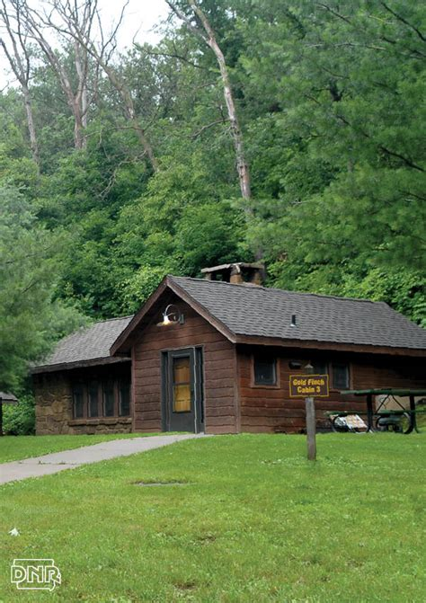 Idaho State Parks Cabins by Make An Iowa State Park Cabin Your Basec Dnr