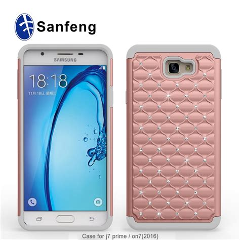 Motomo Samsung J7 Primee cell phone cover for samsung galaxy j7 prime on7 2016