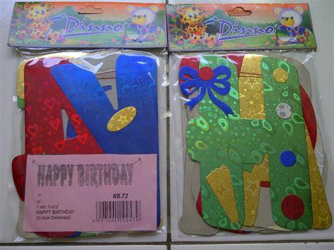 Kado Ulang Tahun Hiasan Dinding jual hiasan dinding pesta ulang tahun dekorasi ultah anak happy birthday bee oz