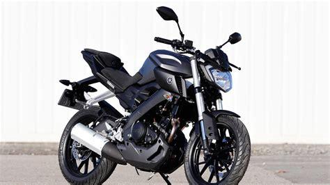 125 Motorrad Test by Yamaha Mt 125 Abs Im Fahrbericht Motorrad 04 2015