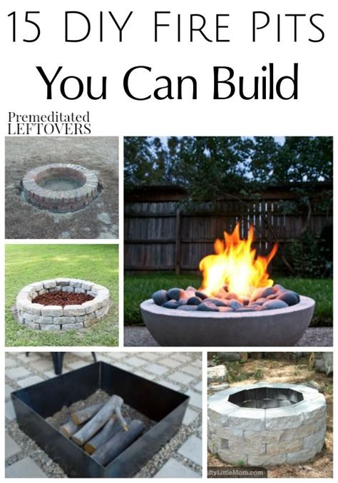 Diy Backyard Pit Ideas All The Accessories You Ll Need Diy Network Made Remade 1000 Ideas About Easy Pit On Pits Home Improvement Center And