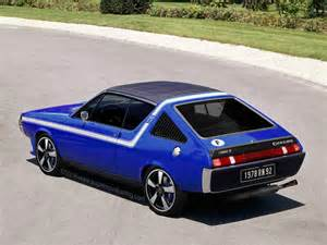 Renault R17 Gordini Renault 17 Gordini