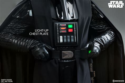 life size darth vader figure  sideshow collectibles