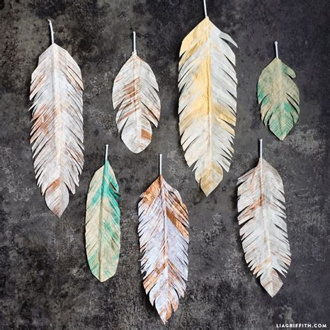 Paper Feathers - 25 best ideas about paper feathers on feather