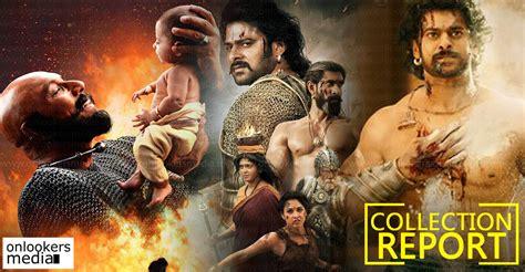 baahubali kerala box office prabhas movie performs well kerala box office baahubali 2 collection report 14 days