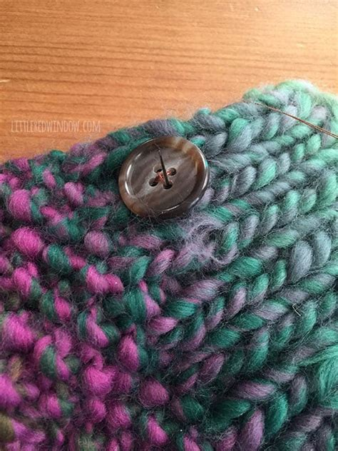 buttoned cowl knitting pattern buttoned up cowl knitting pattern window