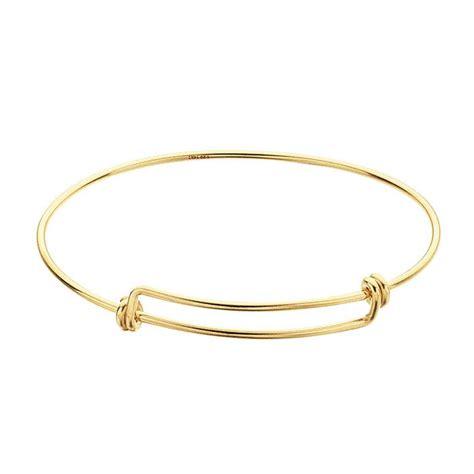 sterling silver expandable bangle bracelet