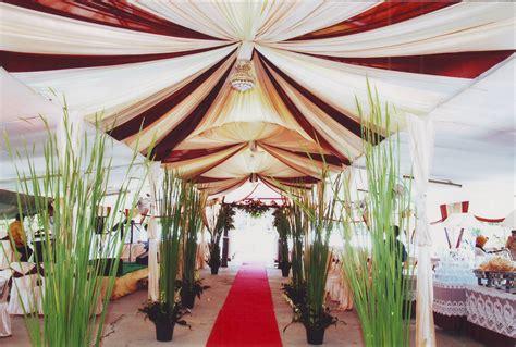 Tenda Pernikahan Vip tenda vip dewi pesta