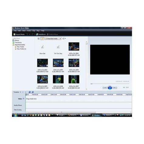 windows movie maker ultima version full versions of windows movie maker