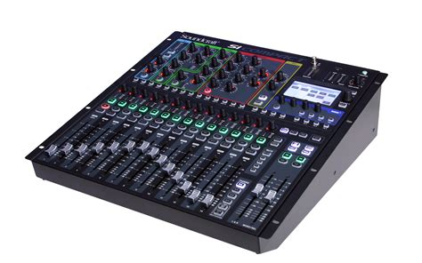 Daftar Mixer Audio Soundcraft si compact 16 soundcraft professional audio mixers