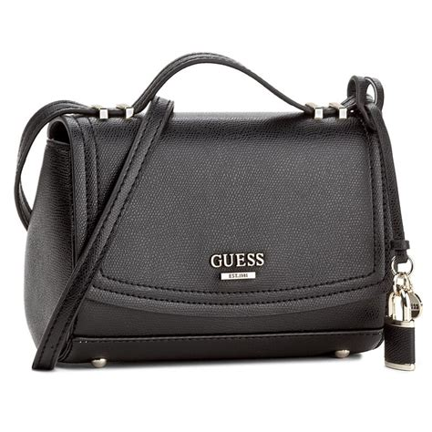 handbag guess devyn vg mini bag hwvg64 21780 bla