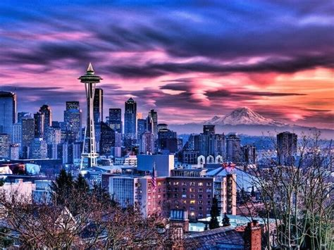 seattle washington cool cool pics pinterest