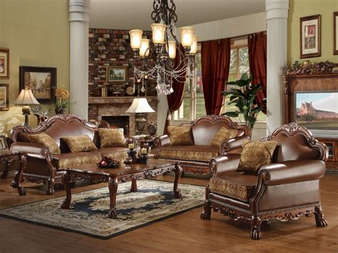 acme furniture dresden living room collection