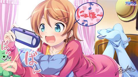 imagenes de anime kawaii spanish hd wallpapers and kousaka kirino ore no imouto ga konna ni kawaii wake ga