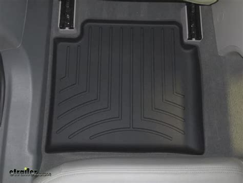 Weather Tech Floor Mats Review by Weathertech 2nd Row Rear Auto Floor Mats Gray Weathertech Floor Mats Wt461442
