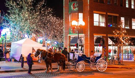 Downtown Fort Collins Gift Card - greeley lights the night parade