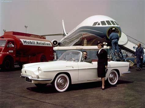 transpress nz 1960 renault floride se 210 caravelle iii