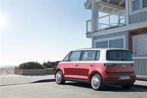 future volkswagen van all electric vw van concept coming rumors pictures news