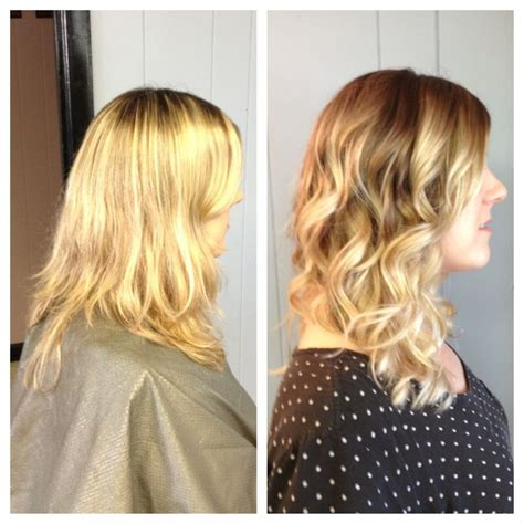 grow out highlights ombre look growing out highlights ombre growing out highlights