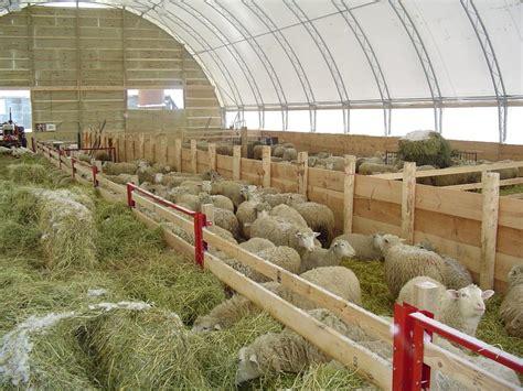 Small Sheep Barn Plans landscapingideas