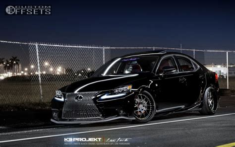 lexus is 250 custom black 2014 lexus is250 k3 projekt ind series k37 lowered adj