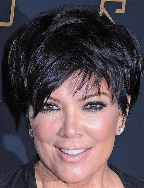 kris jenner pixie kris jenner short hairstyles lookbook hair dos razor cuts and short hair dos on pinterest