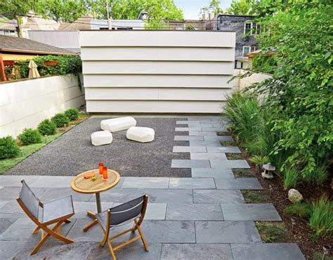 backyard landscape ideas with patio home architekture