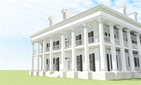 historic greek revival house plans plan 44055td classic greek revival with video tour house plans videos and classic