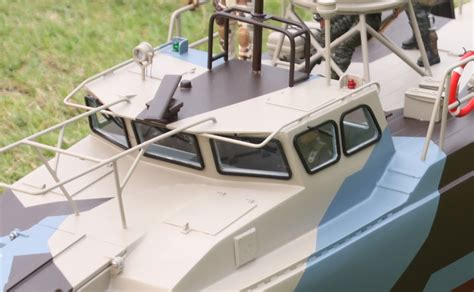 navy boat driver rc huge ready to run cb 90 riverine command boat us navy