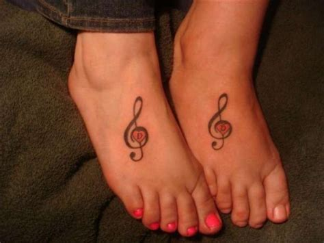matching tattoos for lovers ink