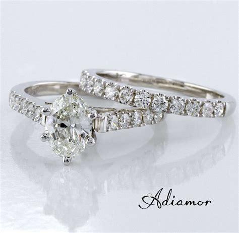 ring and wedding band how do like to wear wedding bands adiamor