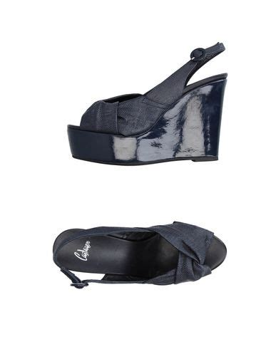 Gl 12 Wedges casta 209 er sandals black modesens
