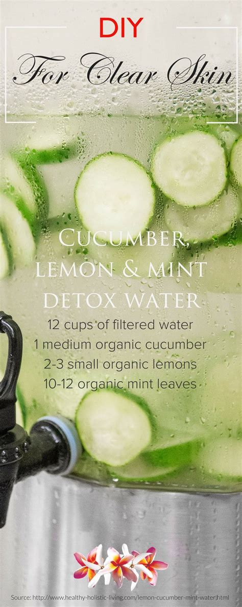 Clear Skin Detox Recipes by 17 Best Ideas About Clear Skin Detox On Acne