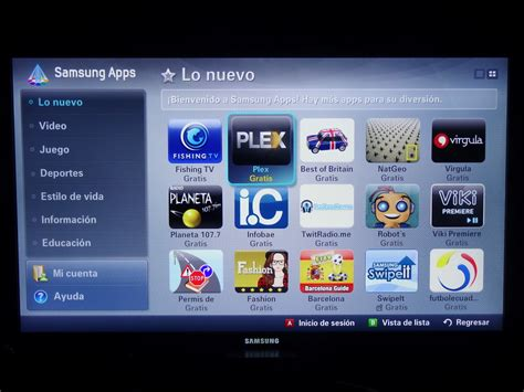 samsung app store new version available in the samsung app store topic page 7 plex forums