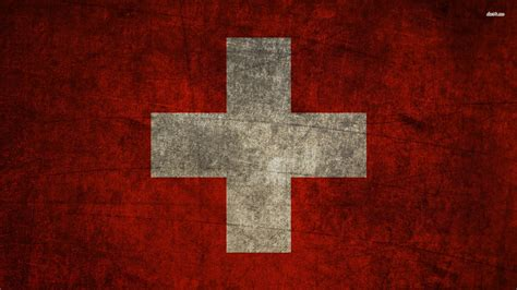 switzerland flag wallpaper digital art wallpapers