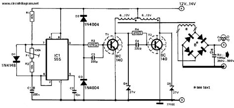 6v to 220v inverter circuit diagram inverter 12v dc to 240v dc circuit schematic